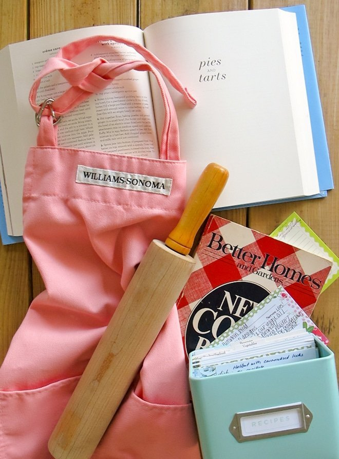 Thanksgiving Day Prep via Ashley Brooke Designs - Blog