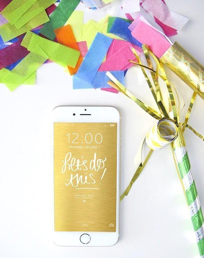 January 2015 Free Download blog via Ashley Brooke Designs