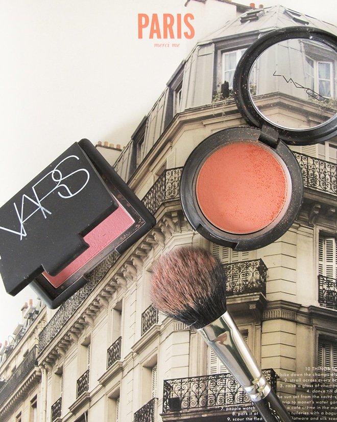 Favorite Blushes via Ashley Brooke Designs blog