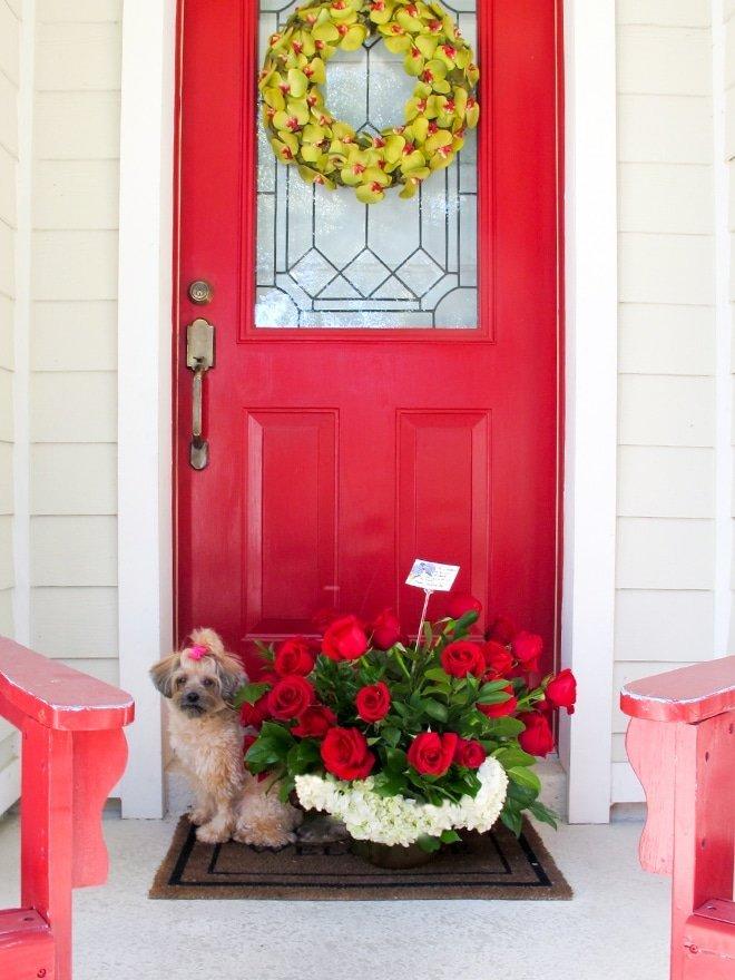 Deliveries via Ashley Brooke Designs- Blog