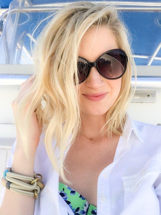 I'm on a boat via Ashley Brooke Designs- Blog copy