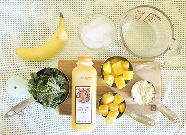 lovely finds natalie s oj my favorite go to green smoothie recipe