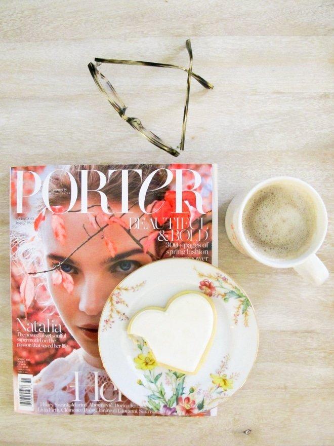 Sunday Afternoon Treat via Ashley Brooke Designs- Blog