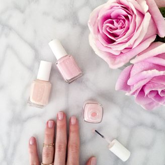 Primping with ABD: The Perfect Light Pink Nail Polish
