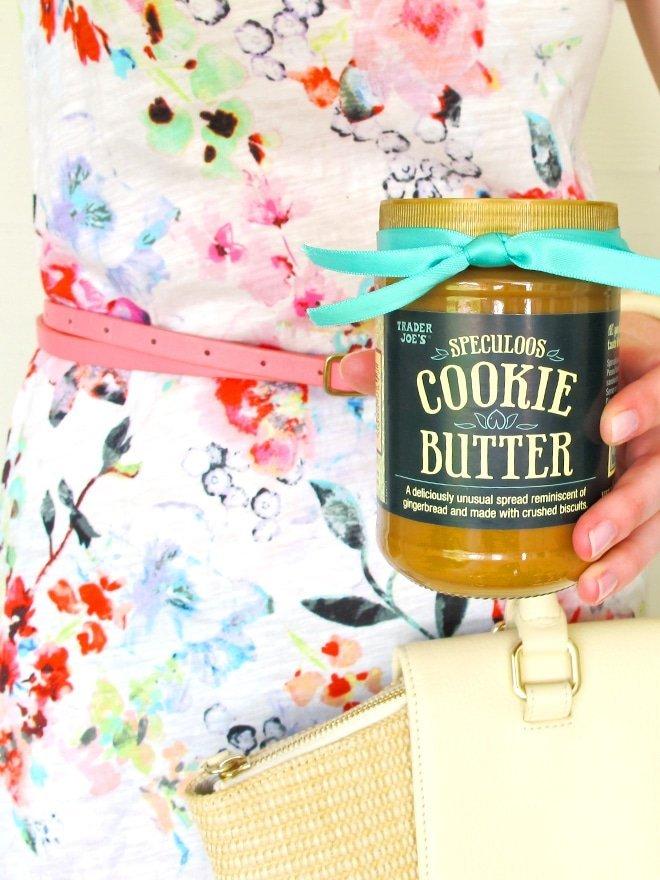 Trader Joe's Cookie Butter via Ashley Brooke Designs- Blog