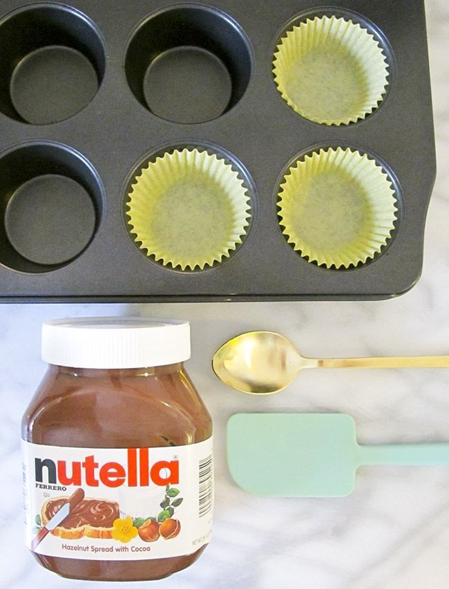 Ashley Brooke Designs - No Bake Nutella Cheesecake 2