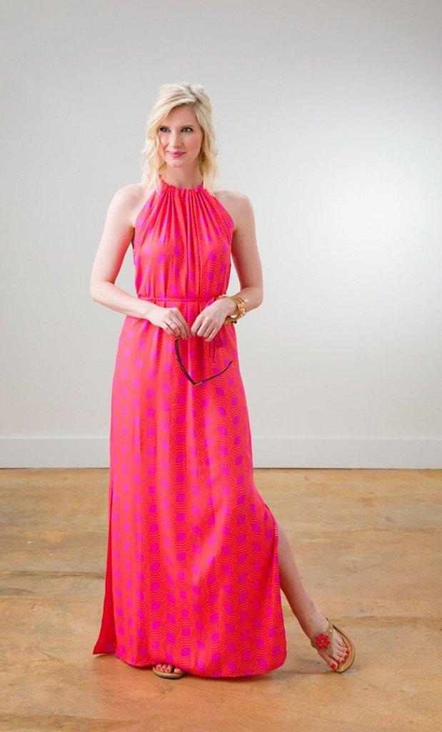 AShley Brooke Designs - Summer Maxi Dress 3_1