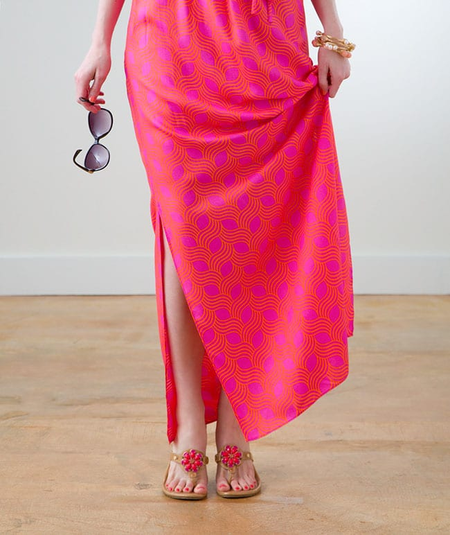 Abd Styled The Perfect Summer Maxi Ashley Brooke Designs