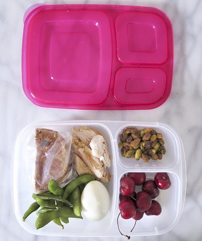 Ashley Brooke Designs - Easy and Healthy Lunches