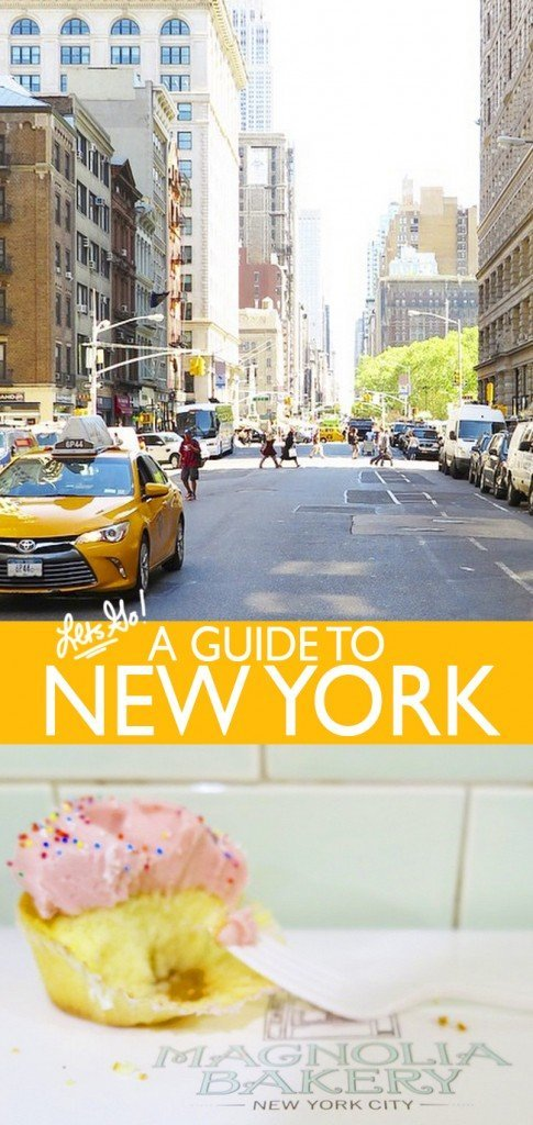 A Guide To New York City - Ashley Brooke Designs