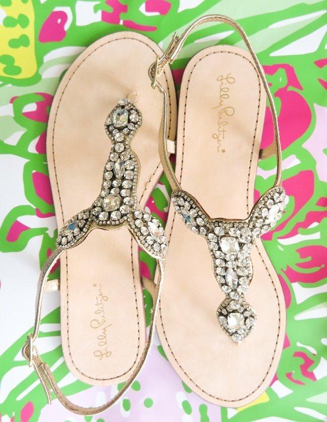 Ashley Brooke Designs - The Perfect Summer Sandal
