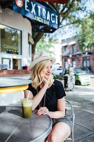 Ashley Brooke Designs - a Extract Juice Bar Blog