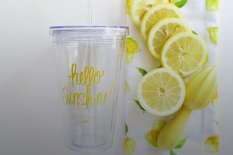 Hello Sunshine<br>Tumblers