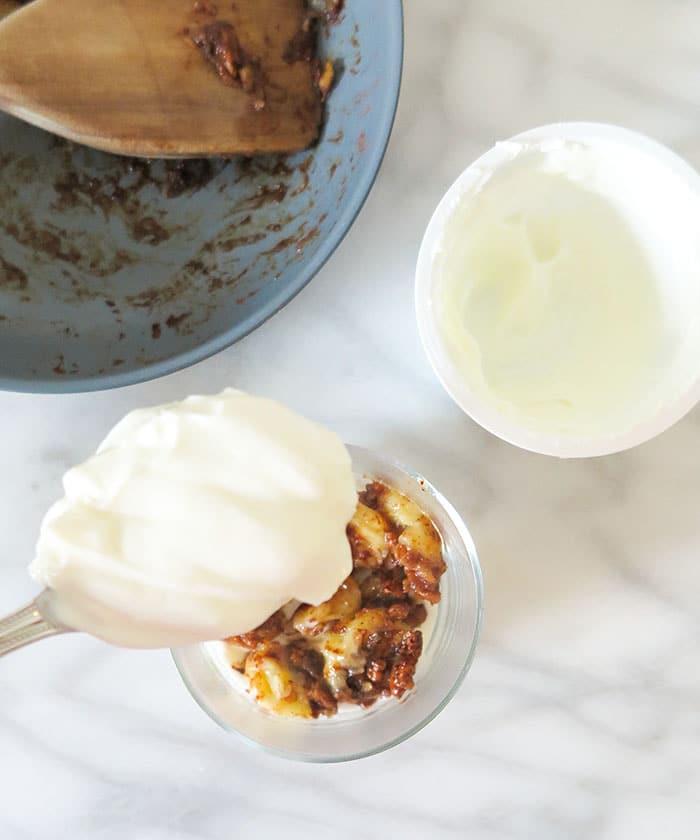 Ashley Brooke Designs - Healthy Spiced Banana Foster Parfait 4_1