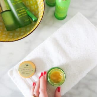 Primping with ABD: At Home Spa With Tata Harper