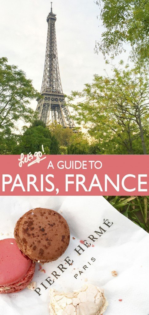 A Travel Guide To France - Ashley Brooke Designs