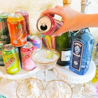 In The Kitchen With ABD: Cocktail Party with Zevia!