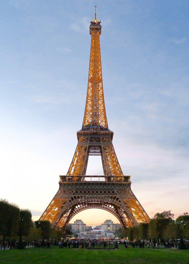Ashley Brooke Designs - The Eiffel Tower