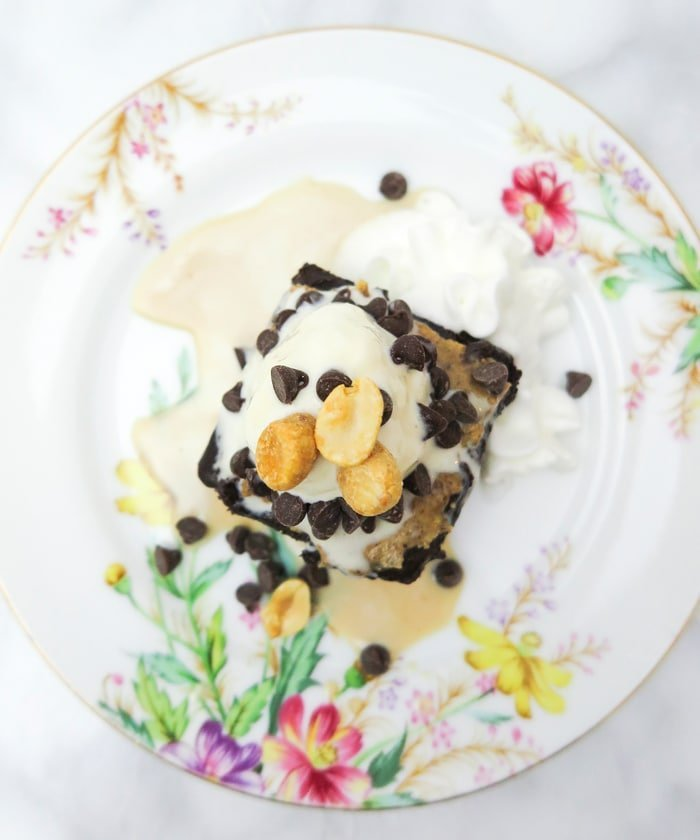 Ashley Brooke Designs for Jackson Morgan - Irish Cream Brownie Sundae 8
