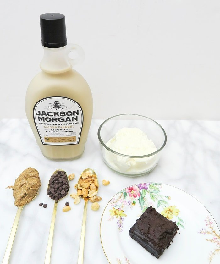 Ashley Brooke Designs for Jackson Morgan - Irish Cream Brownie Sundae
