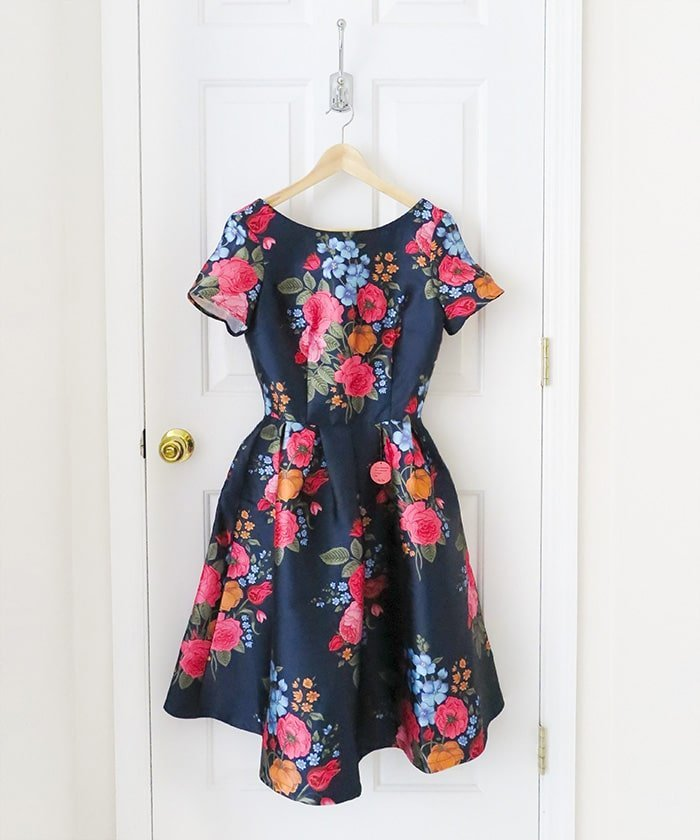 New Party Dress - Ashley Brooke Designs