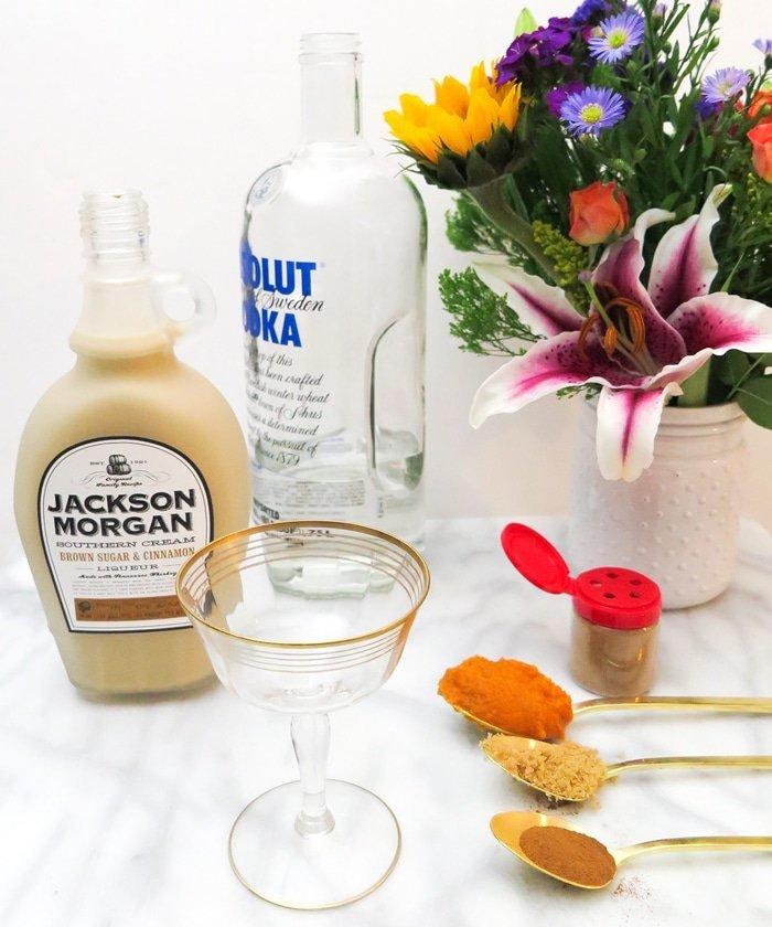 Ashley Brooke Designs for Jackson Morgan - Pumpkin spice Martini 10