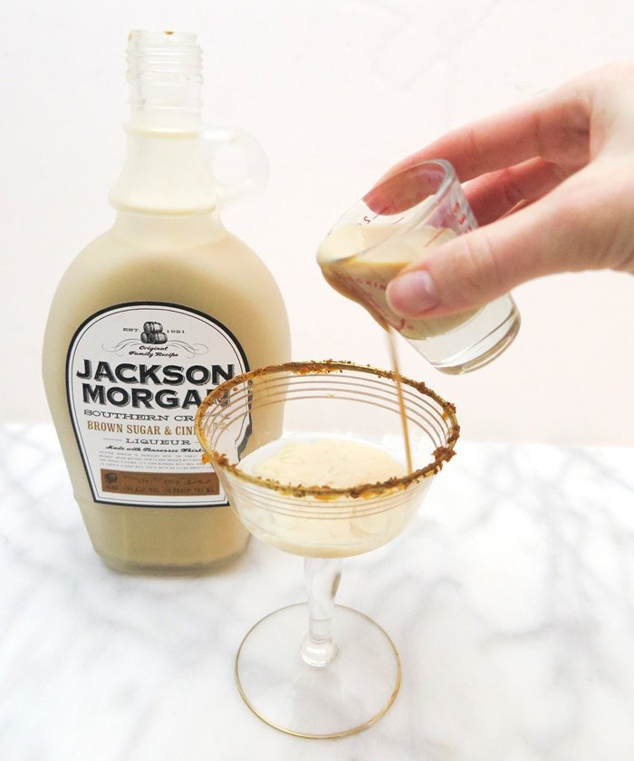 Ashley Brooke Designs for Jackson Morgan - Pumpkin spice Martini 5