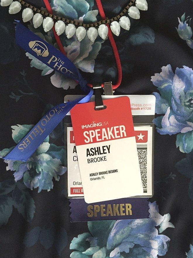 Speaker via Ashley Brooke Designs- Blog
