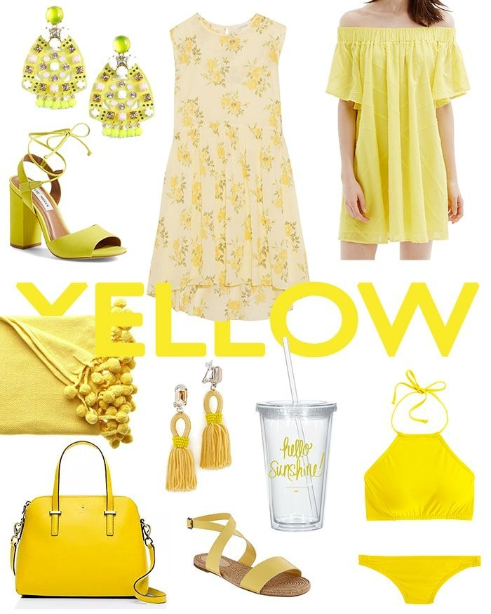 Ashley Brooke Designs - Color Crush - Yellow