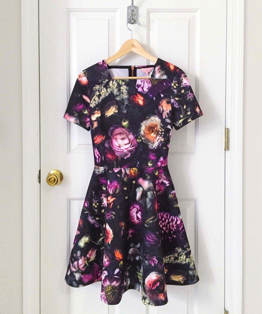 Ashley Brooke Designs - Ted Baker Dress copy