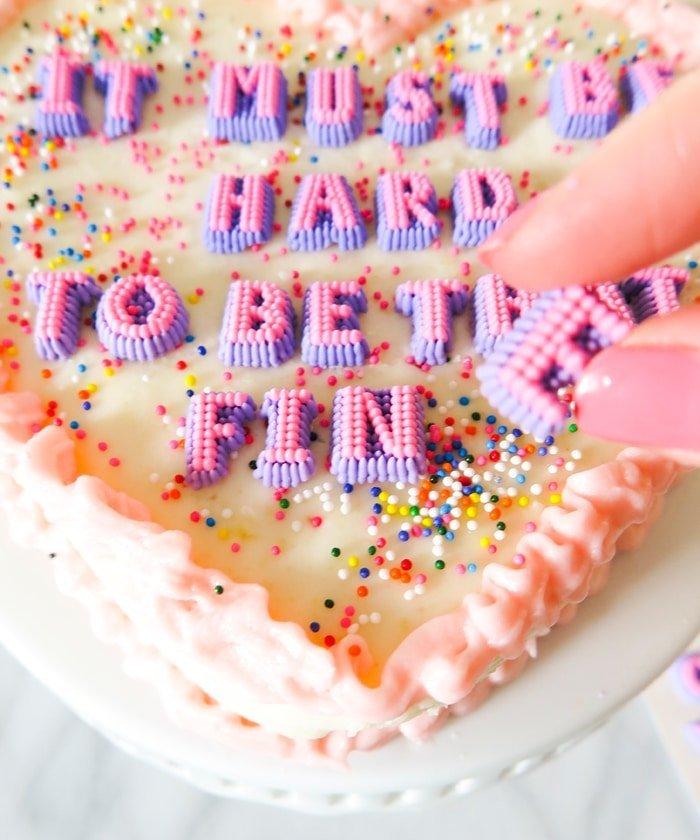 Valentine Cake - Ashley Brooke Designs 4