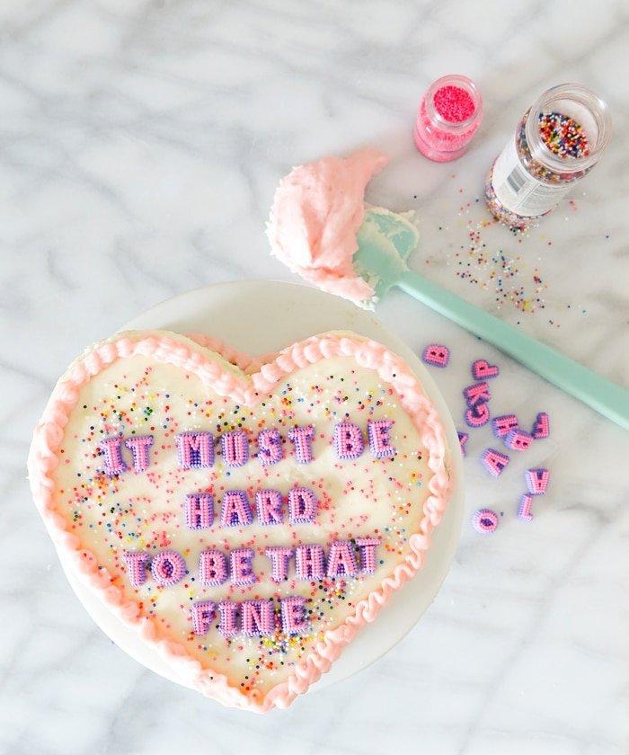 Valentine Cake - Ashley Brooke Designs 5