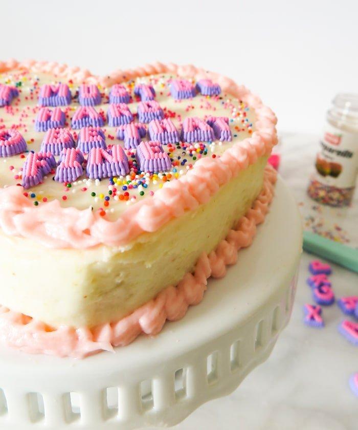 Valentine Cake - Ashley Brooke Designs 6
