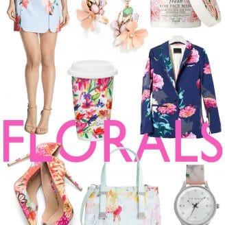 Color Wheel Crush: Florals