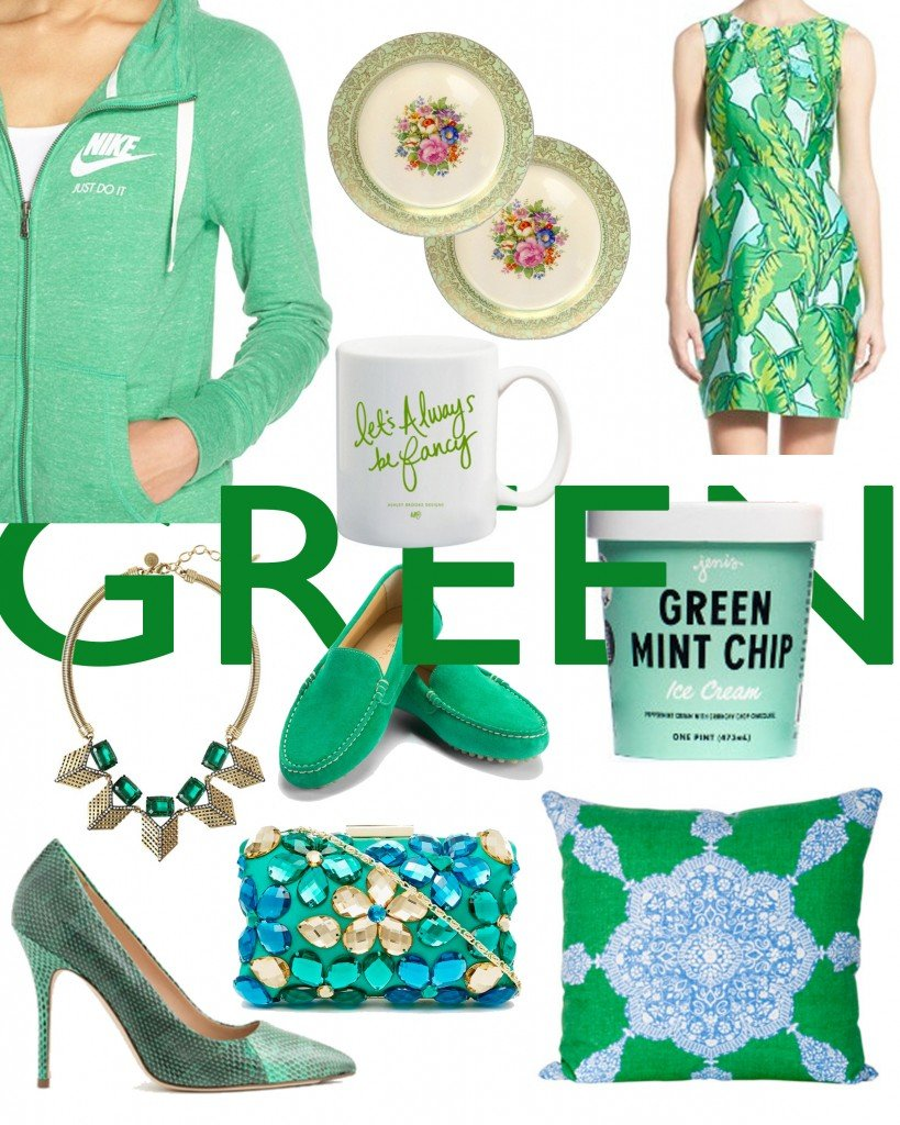 Ashley Brooke Designs - Color Crush - Geen