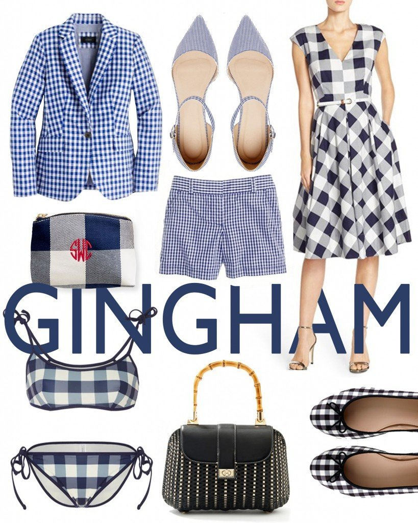 Ashley Brooke Designs - Color Crush - Gingham