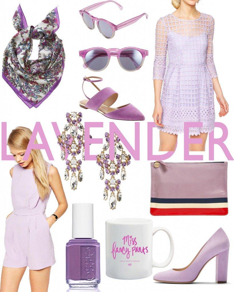 Ashley Brooke Designs - Color Crush - Lavender