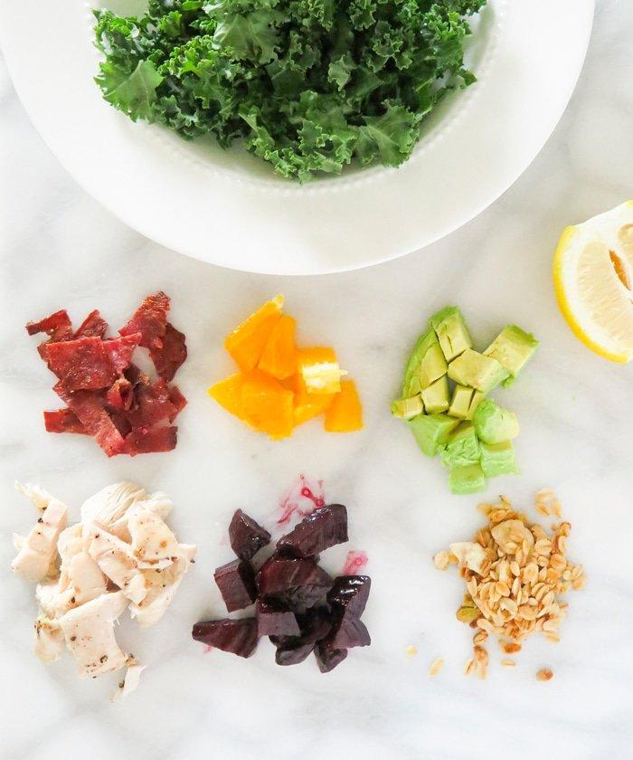 Ashley Brooke Designs - Power Kale Salad 4