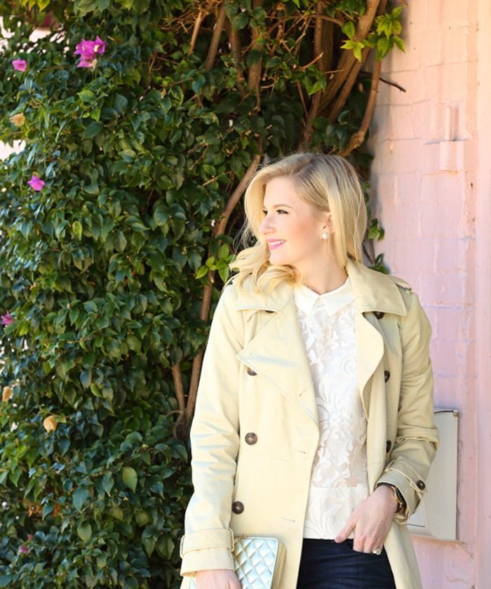 Ashley Brooke Designs - Trench