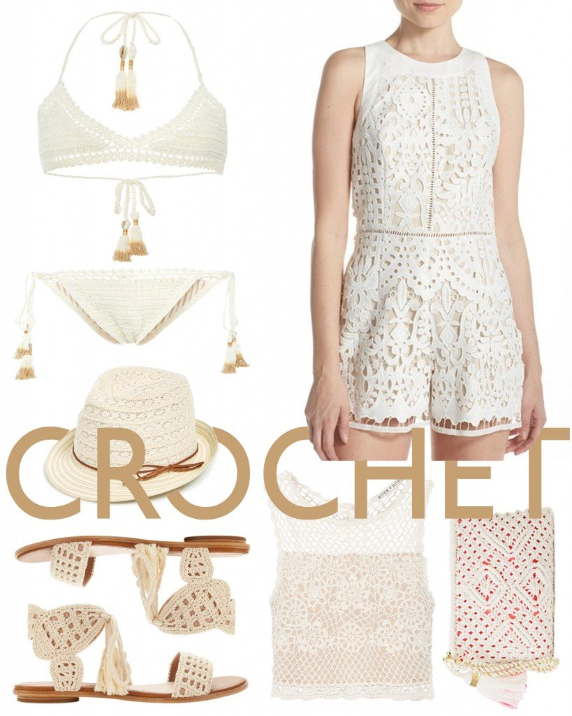 Ashley Brooke Designs - Color Crush - crochet
