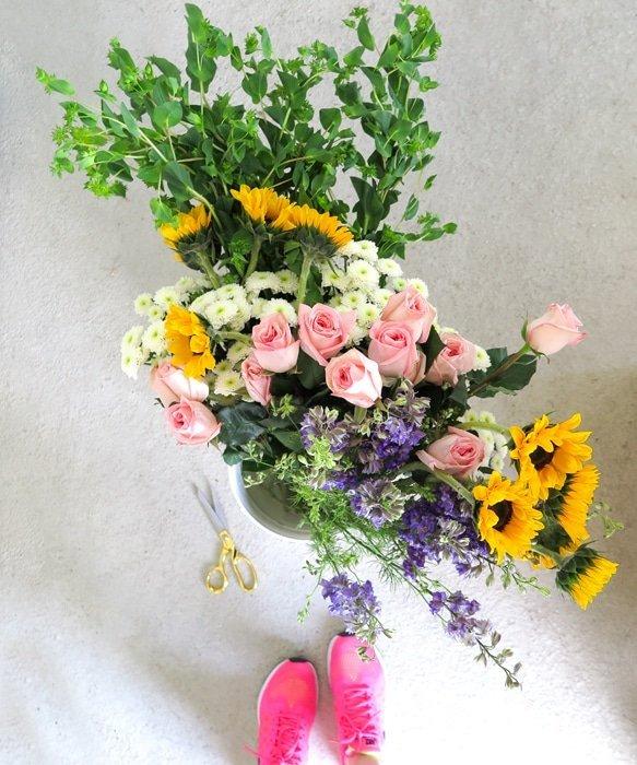 Ashley Brooke Designs - flower prep