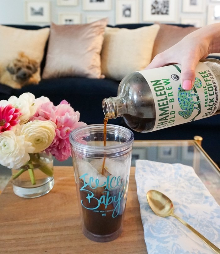 Ashley Brooke Designs - At Home Vanilla Iced Coffee2