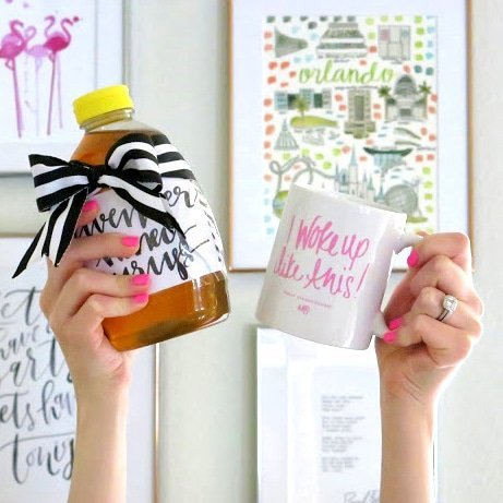 Ashley Brooke Designs - Lavender Coffee 4