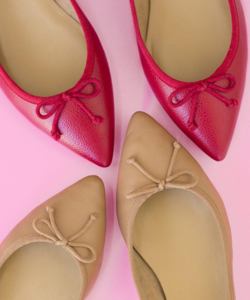 Blogger Ashley Brooke Favorite Ballet Flats | www.ashleybrookedesigns.com