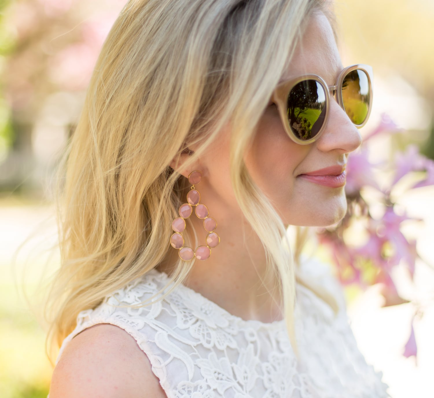 Blogger Ashley Brooke's New Favorite Jewelry Line: Elyssa Bass | www.ashleybrookedesigns.com