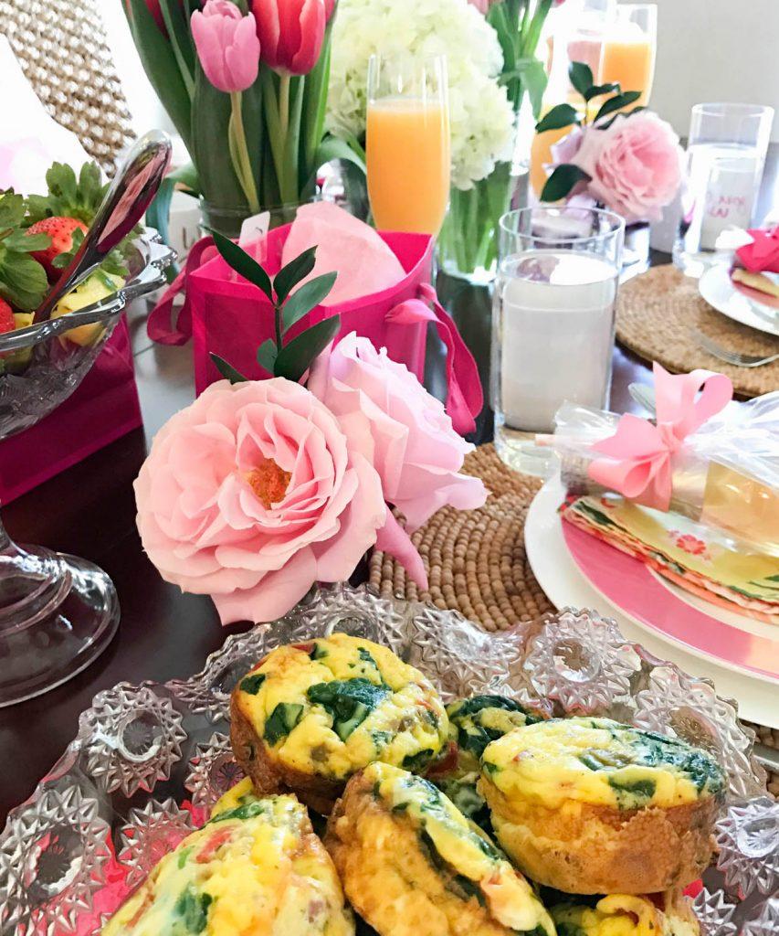 Blogger Ashley Brooke's Galentine Brunch | www.ashleybrookedesigns.com