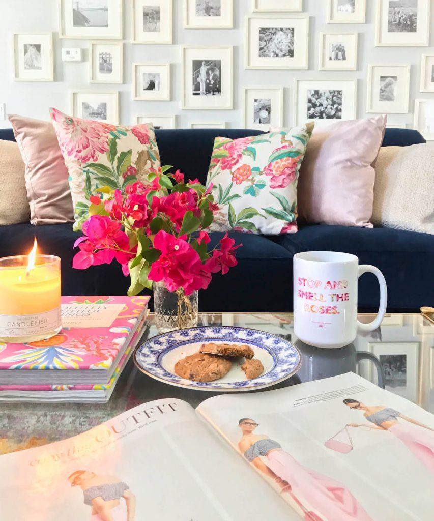 Ashley Brooke Living Room | www.ashleybrookedesigns.com