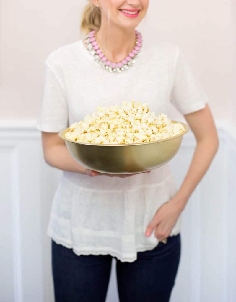 Blogger Ashley Brooke's 10 Favorite Chick Flicks | www.ashleybrookedesigns.com