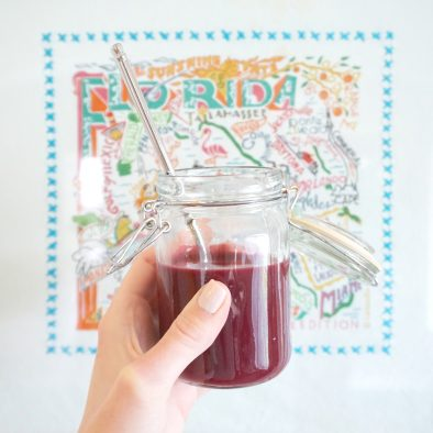 Blogger Ashley Brooke's Sister Kyla's Blackberry Syrup Recipe | www.ashleybrookedesigns.com