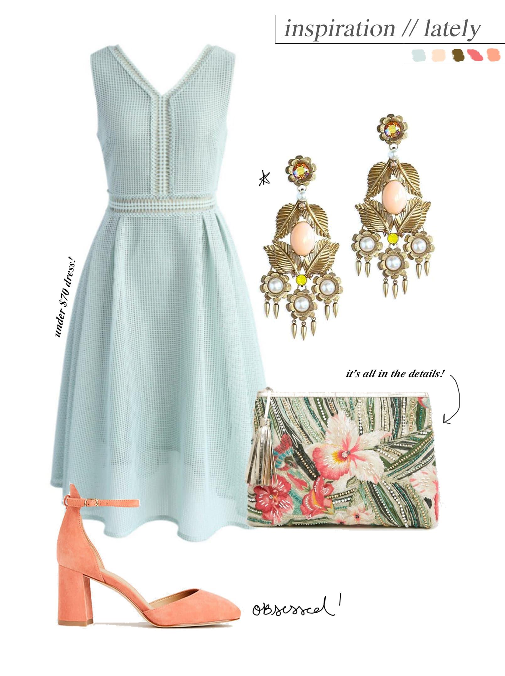 Blogger Ashley Brooke shares her latest fashion and design inspiration. | www.ashleybrookedesigns.com